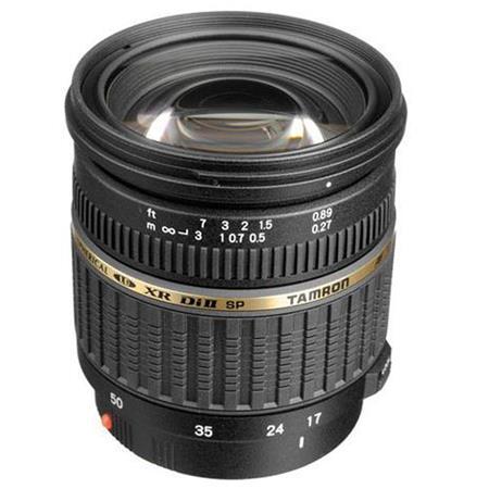 Tamron SP AF f XR DI II LD Aspherical IF Standard Zoom Lens the Maxxum Sony Alpha Mount Year USA War 153 - 656