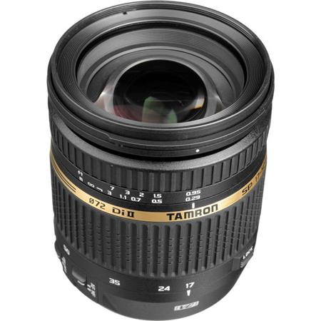 Tamron SP AF f XR DI II VC Vibration Compensation LD Aspherical IF Zoom Lens Canon EOS Year USA Warr 122 - 274