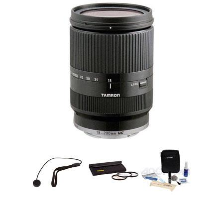 Tamron f XR DI III VC B Macro Lens Sony E mount NEXe Series Cameras USA Warranty Bundle Tiffen Photo 221 - 27