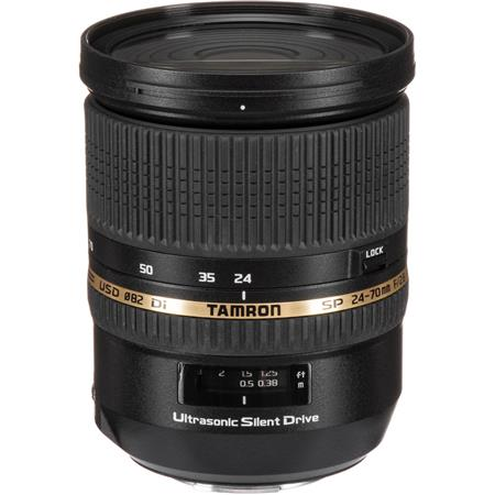 Tamron SP f Di USD Lens Sony Alpha Minolta Digital SLR USA Warranty 77 - 268