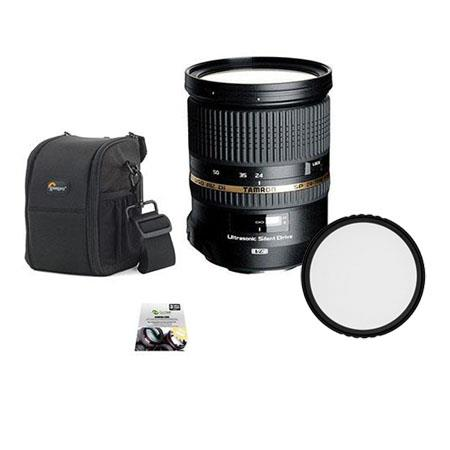 Tamron SP f Di VC USD Lens Nikon DSLR USA Warranty Bundle New Leaf Year Drops Spills Warranty Lowepr 53 - 392