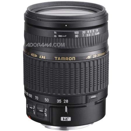 Tamron AF f XR Di VC Vibration Compensation Aspherical IF Auto Focus Zoom Lens Nikon AF D USA Warran 59 - 293