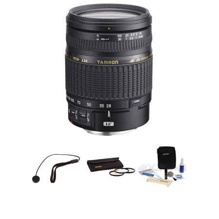 Tamron AF f XR Di VC Vibration Compensation Aspherical IF Auto Focus Zoom Lens Nikon AF D USA Warran 305 - 9