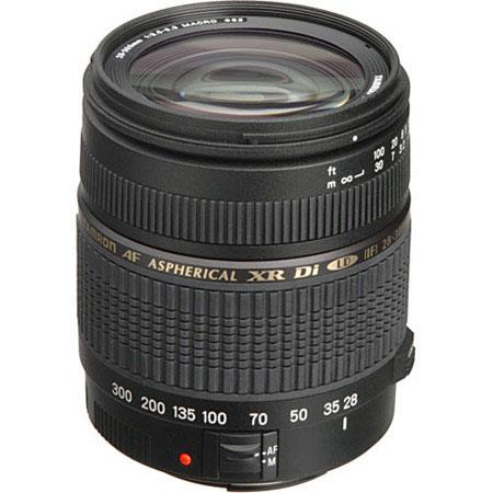 Tamron AF f XR Di Aspherical IF Ultra Wide Angle Telephoto Auto Focus Zoom Lens Canon EOS USA Warran 334 - 211