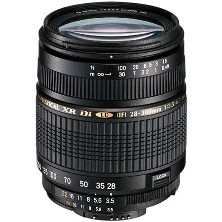 Tamron AF f XR Di Aspherical IF Wide Angle Telephoto Auto Focus Zoom Lens Hood PentaAF USA Year Warr 89 - 698