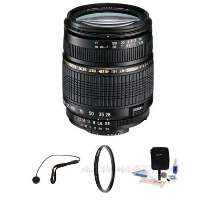Tamron AF f XR Di Aspherical IF Wide Angle Telephoto Auto Focus Zoom Lens Kit PentaAF USA Year Warra 244 - 398
