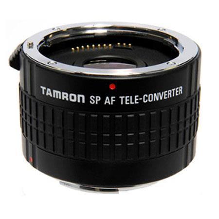 Tamron SP AFTeleconverter Case Canon EOS USA Warranty 196 - 753