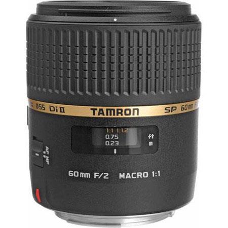 Tamron SP f Di AF Macro Auto Focus Lens Canon EOS Year USA Warranty 106 - 481