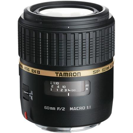 Tamron SP f Di AF Macro Auto Focus Lens Built Motor All Nikon Digital Cameras 123 - 606