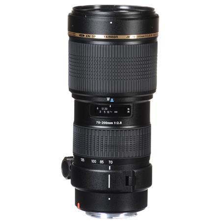Tamron f DI LD IF Macro Fast AF Telephoto Zoom Lens Nikon AF Mount USA Warranty 186 - 158