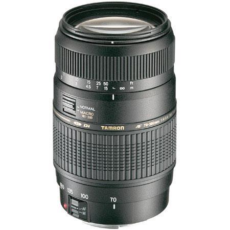 Tamron f Di LD Auto Focus Macro Zoom Lens Built Motor All Nikon Digital Cameras 102 - 550