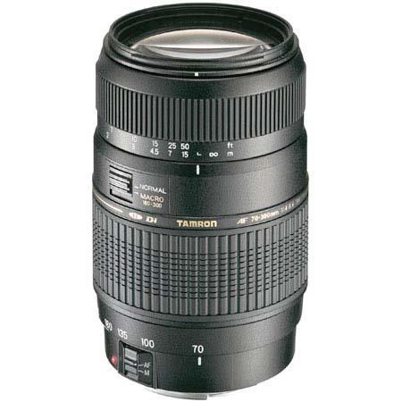 Tamron f Di LD Auto Focus Macro Zoom Lens Hood PentaAF Year USA Warranty 102 - 550
