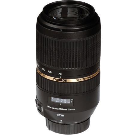 Tamron SP AF f Di VC Ultra Silent Drive USD Telephoto Zoom Lens Canon EOS Mount 6 - 575