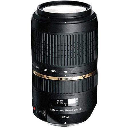 Tamron SP AF f Di Ultra Silent Drive USD Telephoto Zoom Lens Maxxum and Sony alpha Mount 6 - 575