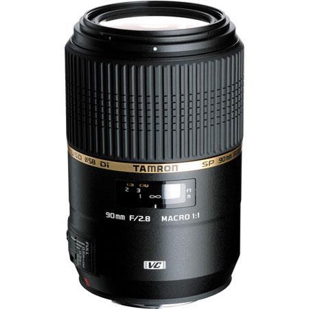 Tamron SP f Di VC USD AF Macro Nikon DSLR Year USA Warranty 121 - 566