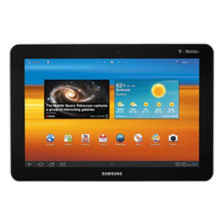 T Mobile Samsung Galaxy Tab Tablet nVidia Dual Core GHz Processor Android  252 - 487