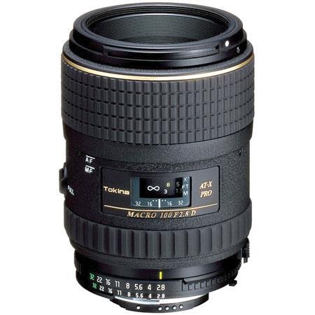 Tokina AT X f PRO D Macro Lens Nikon AF Digital and Film Cameras 104 - 14