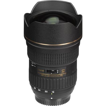 Tokina F ATX Pro FX Zoom Lens For Canon EOS Digital SLR Cameras 101 - 284