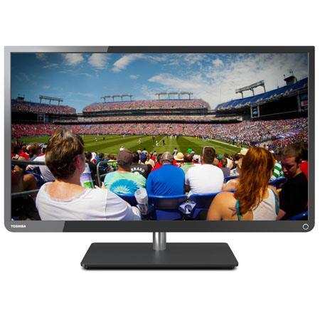 Toshiba LU Class p LED TV Aspect Ratio Hz Refresh Rate DynaLight Technology USB Port 294 - 1