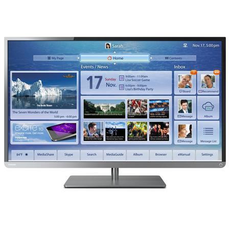 Toshiba LU Class p Cloud LED TV Aspect Ratio Hz Refresh Rate Built Wi Fi Technology USB Ports 101 - 135