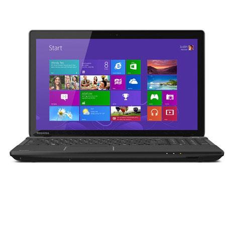 Toshiba Satellite CDt A Touchscreen Notebook Computer AMD Quad Core A GHz GB RAM GB HDD Windows  56 - 686