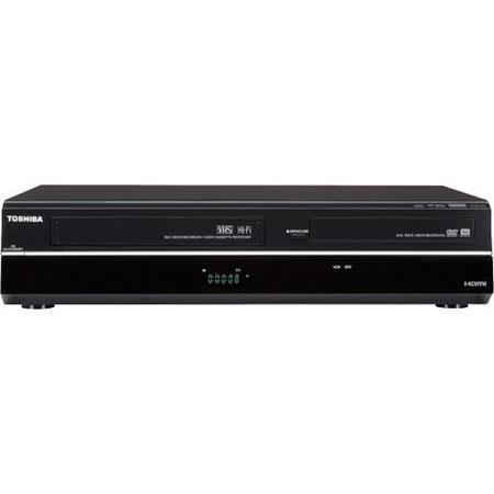 Toshiba DVR DVD RecorderVCR Combo Upconversion and HDMI 57 - 72