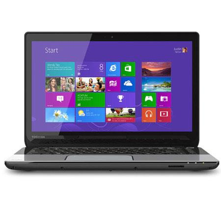 Toshiba Satellite Lt ANR LED Touchscreen Notebook Computer Intel Core i U GHz GB RAM GB HDD Windows  34 - 207