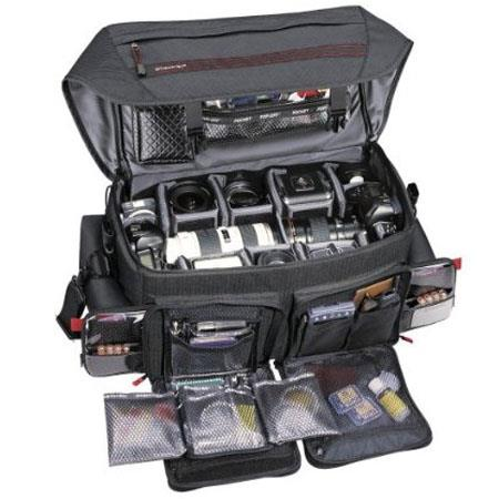 Tamrac Super Pro System Multi Format Camera Bag Large Digital SLR or Medium Format Camera Systems  50 - 252