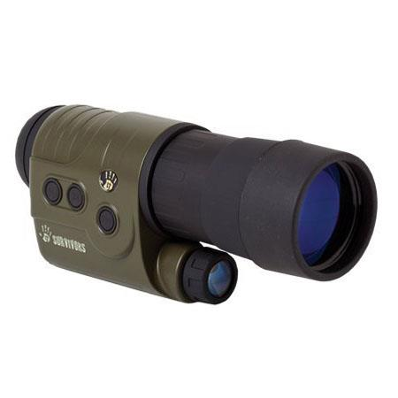Survivors TraceDigital Night Vision Recording MonocularResolution m Close up Range 128 - 494