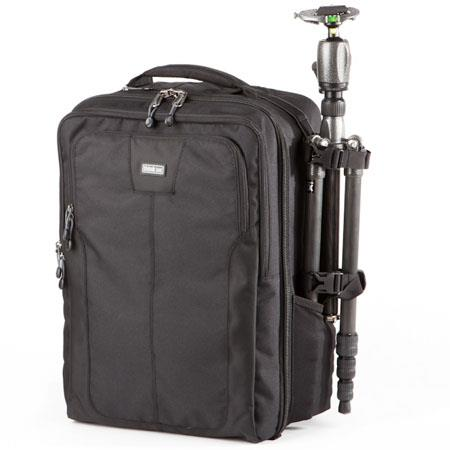 Think Tank Airport Essentials Backpack Standard DSLR System fiPad Laptop Small FREE Travel Pouch Lar 78 - 318