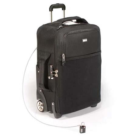 Think Tank Airport International Medium Size Airline Carry On Photo Roller Luggage 141 - 332