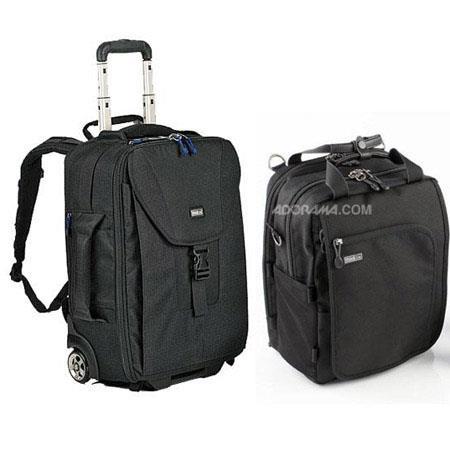 Think Tank Airport Takeoff Rolling Backpack Kit Urban Disguise V Shoulder Bag 69 - 477