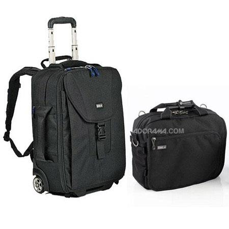 Think Tank Airport Takeoff Rolling Backpack Kit Urban Disguise V Shoulder Bag 29 - 610