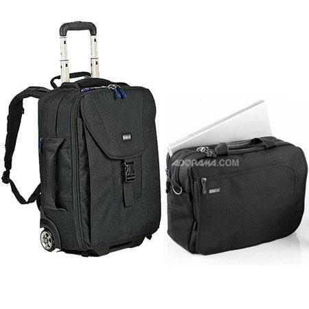 Think Tank Airport Takeoff Rolling Backpack Kit Urban Disguise V Shoulder Bag 225 - 243