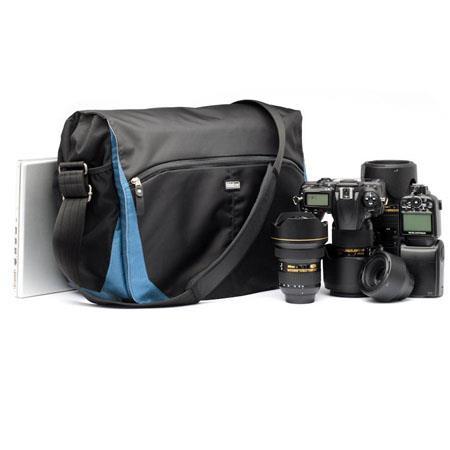 Think Tank CityWalker Messenger Bag Blue Slate Nylon 60 - 270