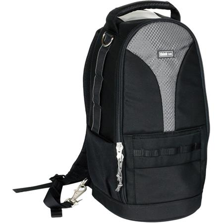 Think Tank Glass Taxi Convertible Backpack Shoulder Bag Large Lenses Camera Attached 258 - 439