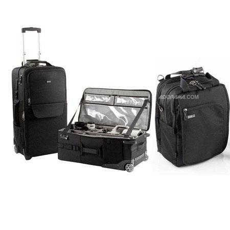 Think Tank Photo Logistics Manager Rolling Camera Case Kit Urban Disguise V Shoulder Bag 96 - 386