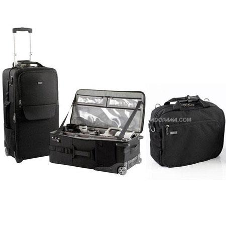Think Tank Photo Logistics Manager Rolling Camera Case Kit Urban Disguise V Shoulder Bag 155 - 360