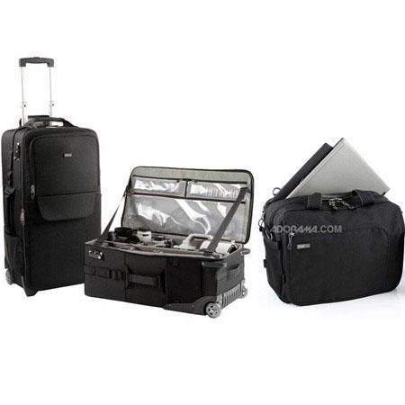 Think Tank Photo Logistics Manager Rolling Camera Case Kit Urban Disguise V Shoulder Bag 87 - 292