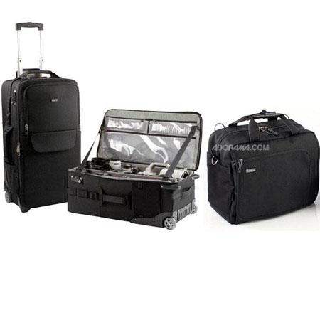 Think Tank Photo Logistics Manager Rolling Camera Case Kit Urban Disguise V Shoulder Bag 4 - 37
