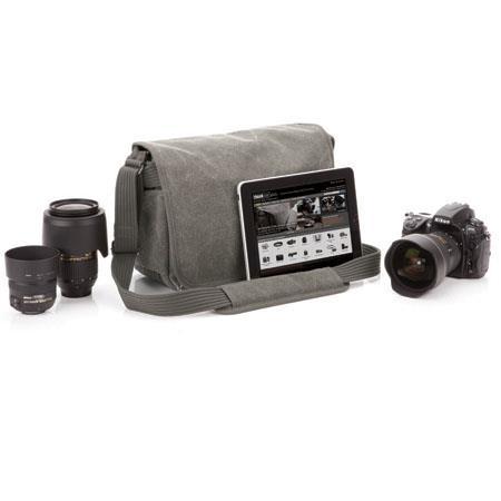 Think Tank Retrospective Shoulder Bag Standard DSLR iPad Pinestone 243 - 236
