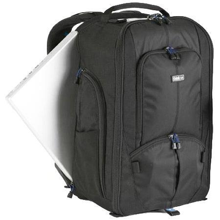 Think Tank Streetwalker Hard Drive Backpack Holds DSLR Lens Laptop Compartment 118 - 168
