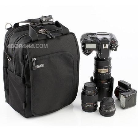Think Tank Urban Disguise V Shoulder Bag Holds DSLR Attached to NetbookLaptop 159 - 148