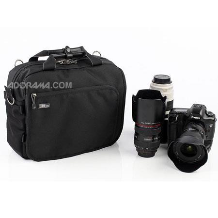 Think Tank Urban Disguise V Shoulder Bag Briefcase Size Holds Zoom Lens 231 - 60