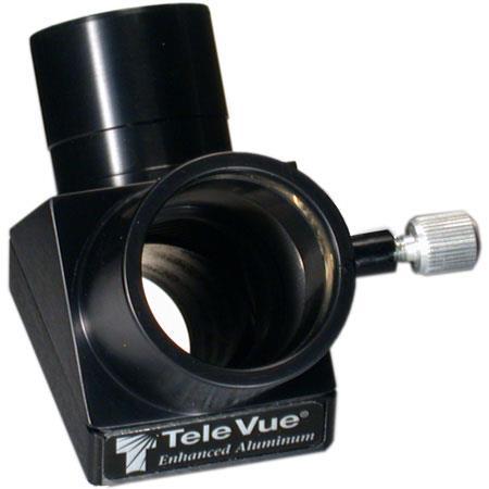 Tele Vue Enhanced Aluminum Mirror Diagonal Brass Clamp Ring 180 - 211