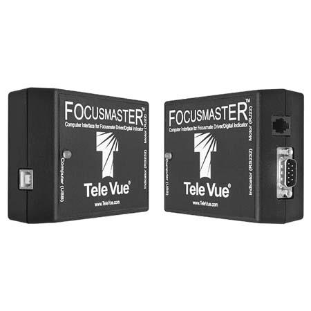 Tele Vue Focusmaster Computer Interface the Digital Indicator Kit and Focusmate 1 - 184
