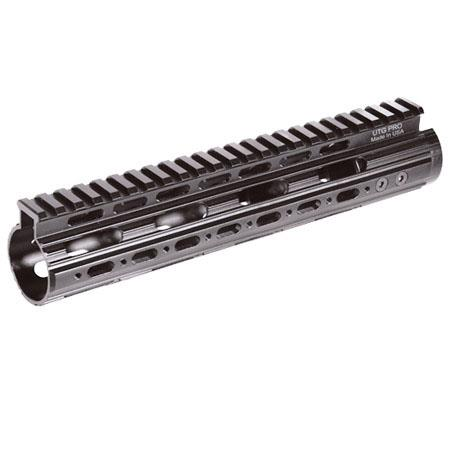 Leapers UTG PRO AR Mid Length Super Slim Free Float Handguard 47 - 229
