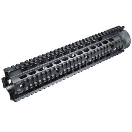 Leapers UTG PRO Model Rifle Length Free Float Quad Rail System 132 - 714