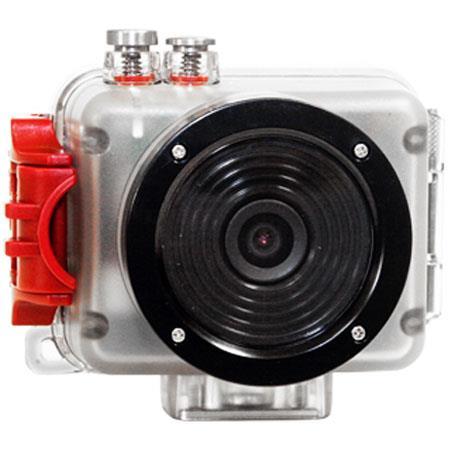 Intova Sport Pro Waterproof HD Video Sports Camera TFT LCD MB Flash MemoryDigital Zoom degree Wide A 201 - 763
