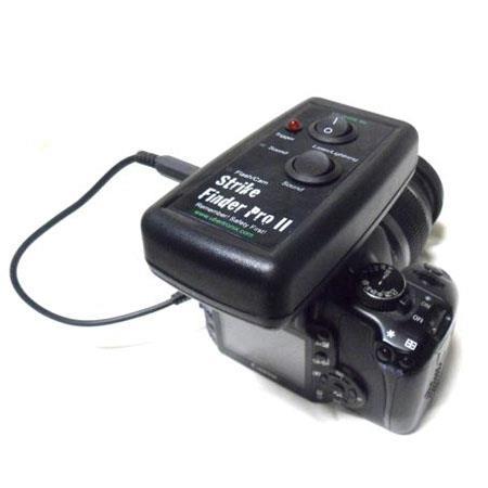 UbertroniStrike Finder Pro RSN Cable Canon Cameras Lightning Laser Sound 275 - 218